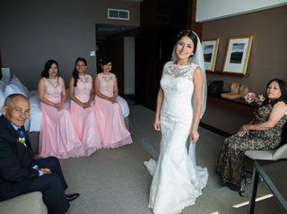 El matrimonio de Vanessa y Mark 3