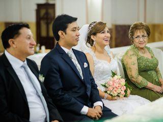 El matrimonio de Sandra y Marlon 3