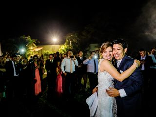 El matrimonio de Sandra y Marlon