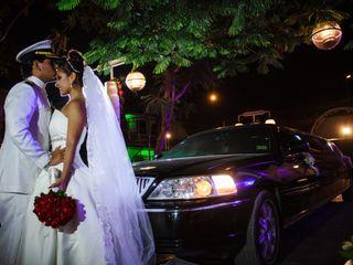 El matrimonio de Yuliana y Augusto 1