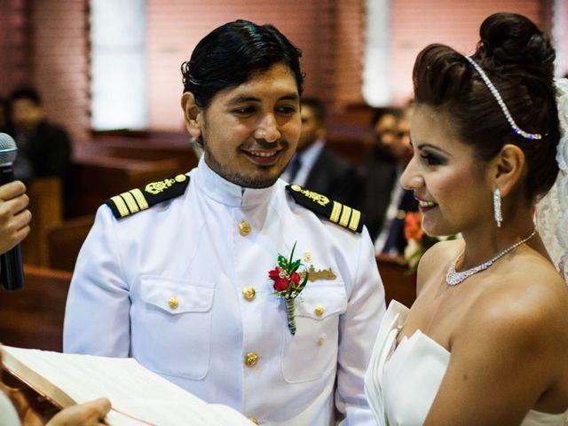 El matrimonio de Yuliana y Augusto