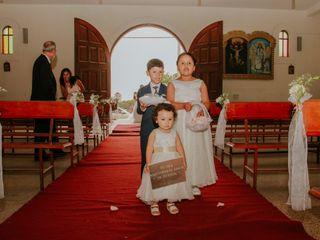 El matrimonio de Ara y Alejandro 3