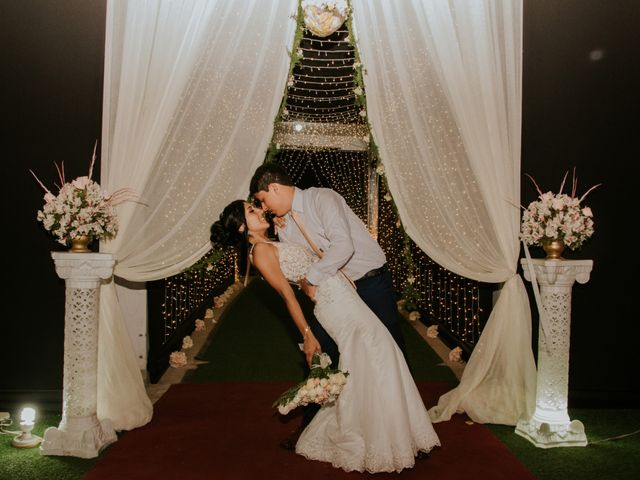 El matrimonio de Ara y Alejandro