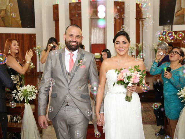 El matrimonio de Angel y Rosario