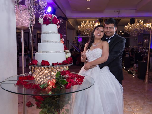 El matrimonio de Liz y Carlos