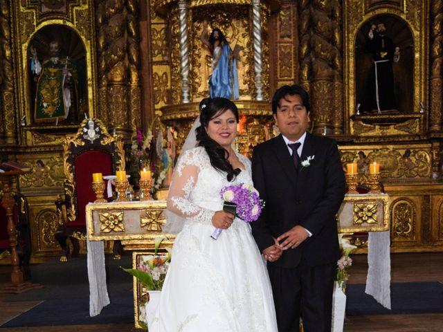 El matrimonio de Mario y Gloria en Andahuaylas, Apurimac 3