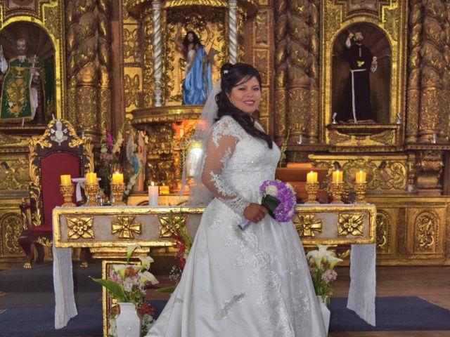 El matrimonio de Mario y Gloria en Andahuaylas, Apurimac 4