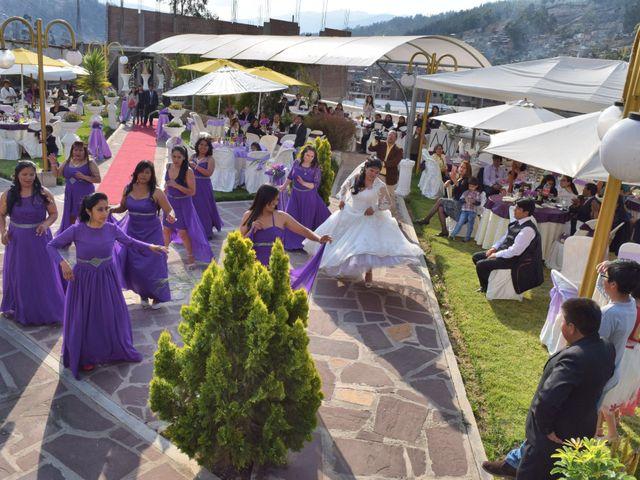 El matrimonio de Mario y Gloria en Andahuaylas, Apurimac 7