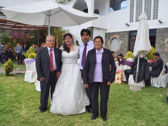 El matrimonio de Mario y Gloria en Andahuaylas, Apurimac 10