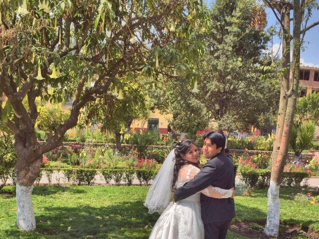 El matrimonio de Mario y Gloria en Andahuaylas, Apurimac 14