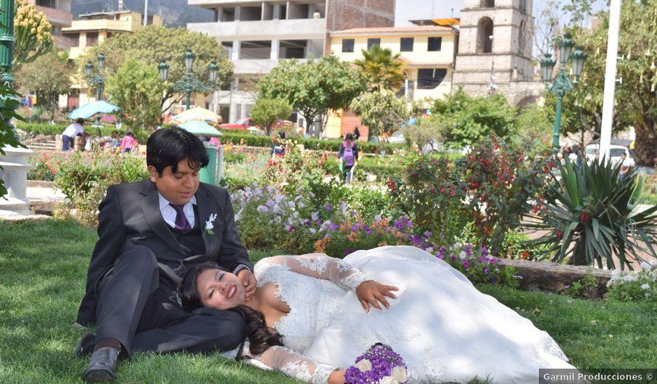 El matrimonio de Mario y Gloria en Andahuaylas, Apurimac