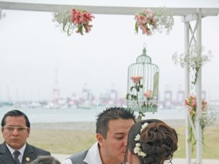 El matrimonio de Antu y Martin 3