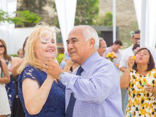 El matrimonio de AnnMarie y Manuel