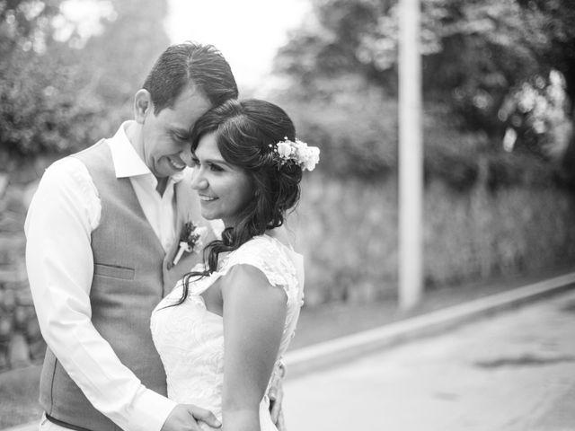 El matrimonio de Milenka y Renatto