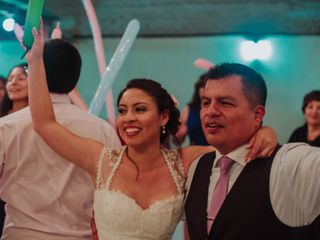 El matrimonio de Patty y Carlos 2
