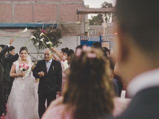El matrimonio de Josie y Jorge 1