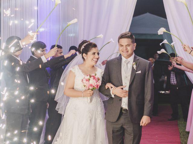 El matrimonio de Josie y Jorge