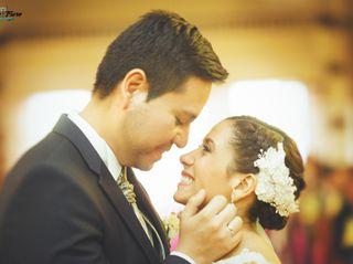 El matrimonio de Ada y César