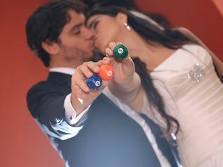 El matrimonio de Virginia y Alberto 2
