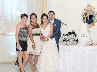 El matrimonio de Wendy y Francisco 1