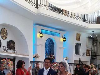 El matrimonio de Wendy y Francisco 2