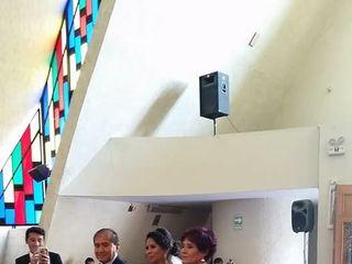 El matrimonio de Wendy y Francisco 3