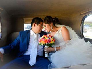 El matrimonio de Wendy y Francisco