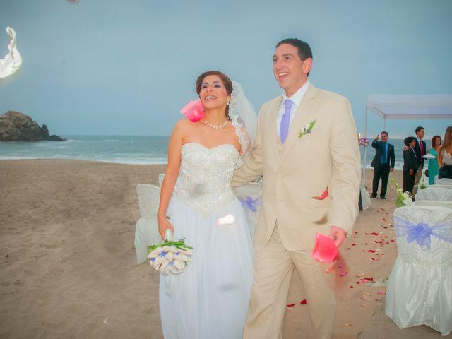 El matrimonio de Katia y Brad