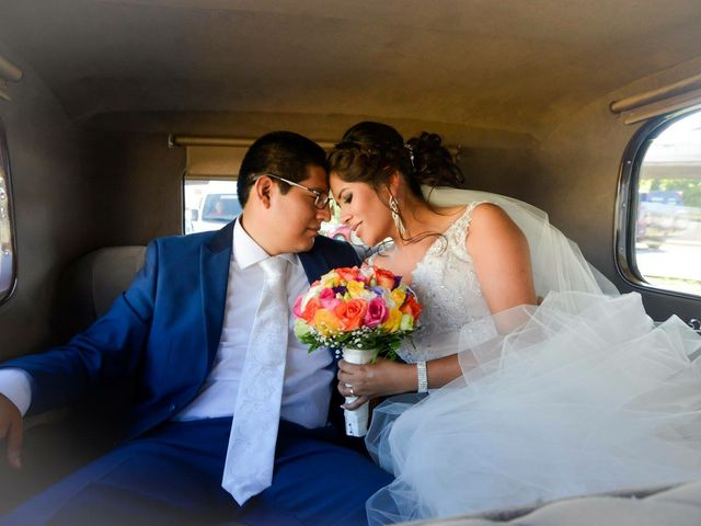 El matrimonio de Wendy y Francisco