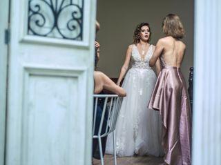 El matrimonio de Raúl y Alejandra 3