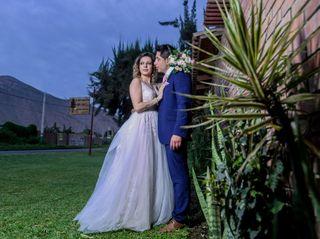 El matrimonio de Raúl y Alejandra