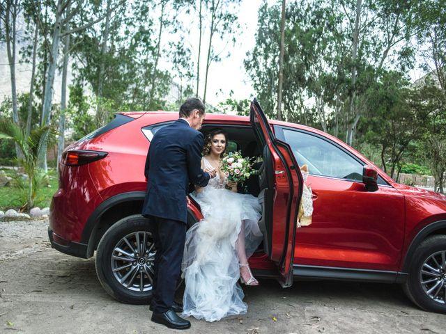 El matrimonio de Alejandra y Raúl en Cieneguilla, Lima 12