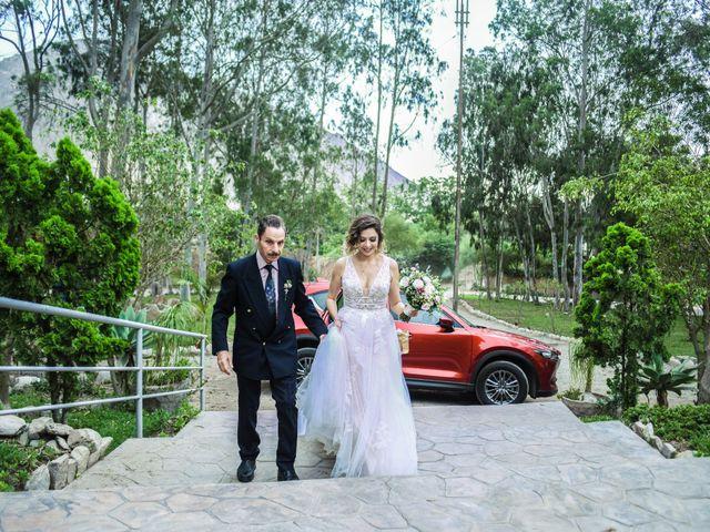 El matrimonio de Alejandra y Raúl en Cieneguilla, Lima 13