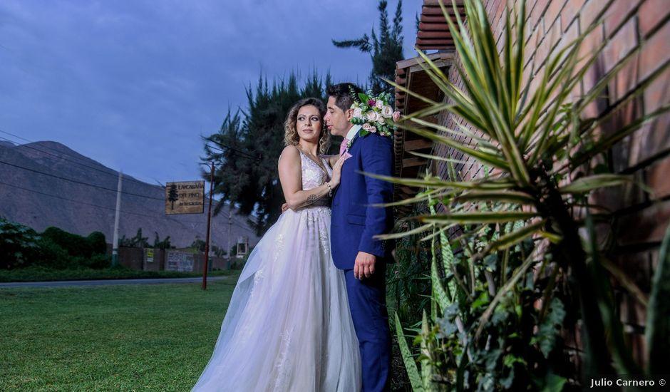 El matrimonio de Alejandra y Raúl en Cieneguilla, Lima