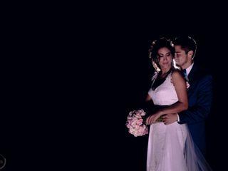 El matrimonio de Melissa y Rodrigo