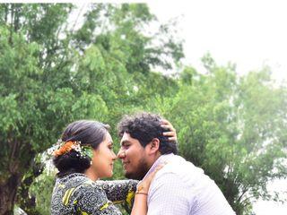 El matrimonio de Daniela y Miguel 2