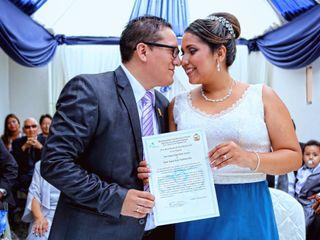 El matrimonio de Angela y Miguel 3
