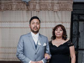 El matrimonio de Roy y Gina 2