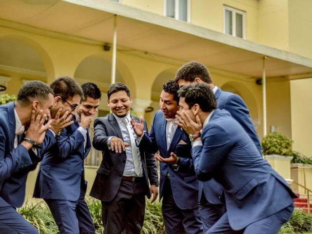 El matrimonio de Max y María en La Molina, Lima 13