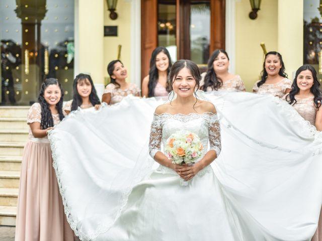 El matrimonio de Max y María en La Molina, Lima 18