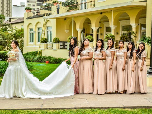 El matrimonio de Max y María en La Molina, Lima 20