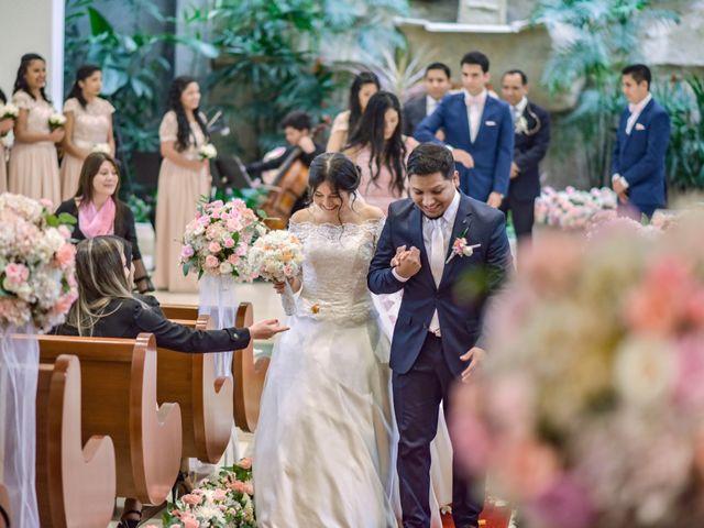 El matrimonio de Max y María en La Molina, Lima 28