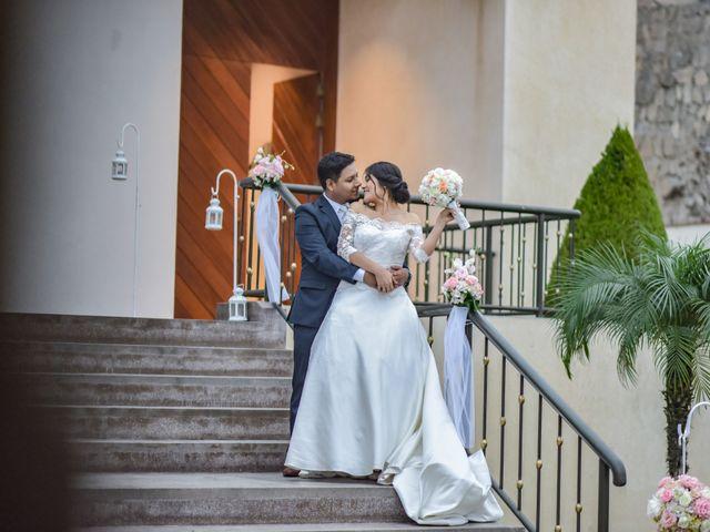 El matrimonio de Max y María en La Molina, Lima 29