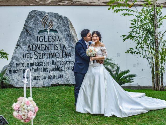 El matrimonio de Max y María en La Molina, Lima 30