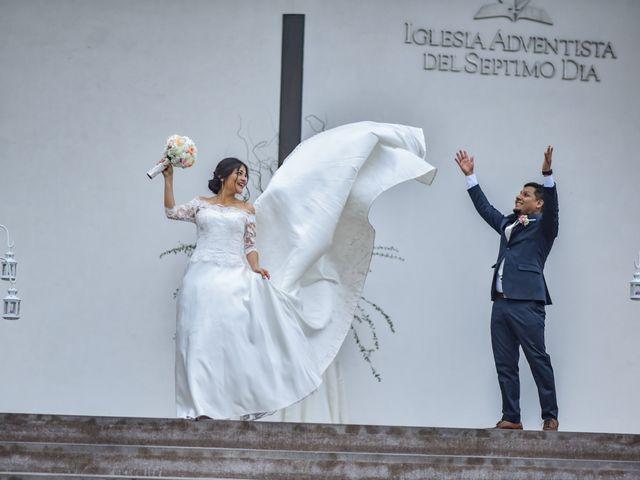 El matrimonio de Max y María en La Molina, Lima 32