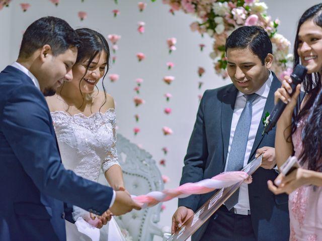El matrimonio de Max y María en La Molina, Lima 33