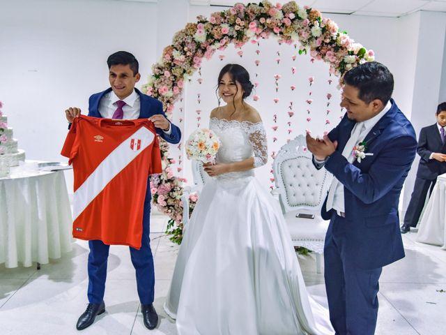 El matrimonio de Max y María en La Molina, Lima 36