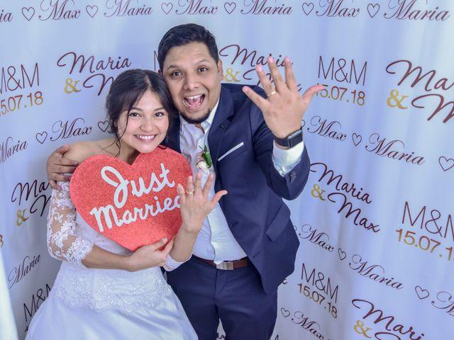El matrimonio de Max y María en La Molina, Lima 37