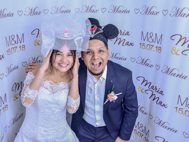 El matrimonio de Max y María en La Molina, Lima 38