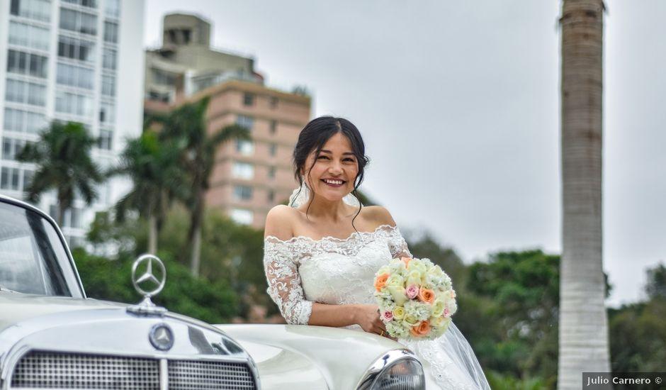 El matrimonio de Max y María en La Molina, Lima